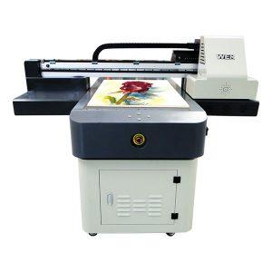 9060 високи прилагодени рамни и цевки УВ печатач