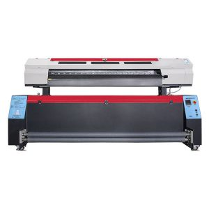 топла продажба 1.8m wer ep1802t директен знак печатач ткаенина печатач