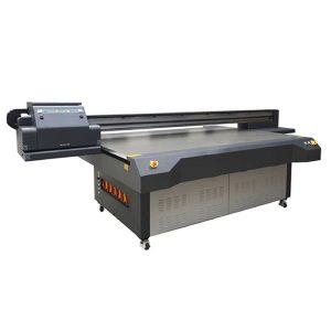 акрилик печатење УВ рамен печатач широко користени CE одобрен