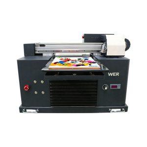 автоматски принтер со рамно лежиште со тефтер со 6 печатење во боја