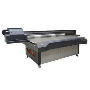 акрилик лист печатење голем формат акрилик УР рамен печатач