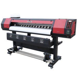 2880 * 1440dpi dx5 глава за печатење 420 * 800mm еко растворувач