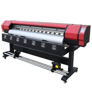 нов познат бренд пренослив печатач eco solvent smart dx5 a4 со рамно лежиште