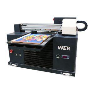 фабрички цена УВ печатач / нов режим УР flatbed принтер