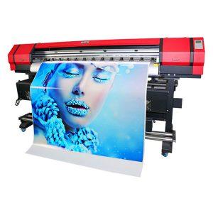 висока точност голем формат инк-џет печатач со двојно dx7 глава за печатење голема цена