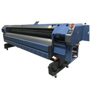 голем формат индустриски ролна да се тркалаат konica 512i растворувач печатач