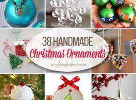 Божиќни орнаменти