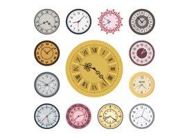Часовници на часовникот