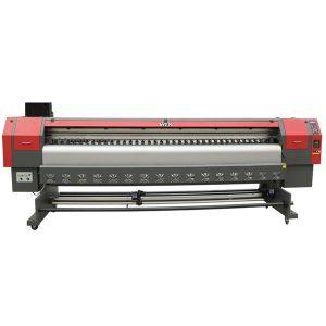 широк формат микро пиезо печатарски глави решетката eco растворувач печатач