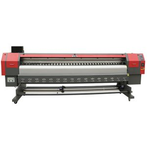 2019 нов тип dx5 еко растворувач принтер флекс баннер винил печатење машина