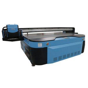 Најчесто поставувани прашања 1. Кои материјали можат да ги печатат принтер? печатачи се мулти-функционални принтери: може да печати на сите материјали како што се телефонски случај, кожа, дрво, пластика, акрилик, пенкало, топче за голф, метал, керамика, стакло, текстил и ткаенини и др ... 2.Can LED UV печатач ефект на печатење на печатење? Да, може да се печати ефект на втиснување, за дополнителни информации или слики за мостри, ве молиме контактирајте го нашиот претставник продавач. 3.Дали мора да се испрска пред-облога? Haiwn УВ печатач може директно да печати бели мастила и без потреба од претходно обложување. 4. Како може да почнеме да го користиме печатачот? Ние ќе го испратиме упатството и наставата видео со пакетот на печатачот. Пред да ја користите машината, ве молиме прочитајте го упатството и гледајте го видео-настанот и ракувајте строго со инструкциите. Ние исто така ќе нудиме одлична услуга преку бесплатна техничка поддршка преку интернет. 5. Што се однесува до гаранцијата? Нашата фабрика обезбедува една година гаранција: сите делови (освен главата за печатење, пумпата за мастило и касетите со мастило) прашања за нормална употреба, ќе обезбедат нови во рок од една година (не вклучуваат превозни трошоци). Повеќе од една година, само наплаќаат по цена. 6. Кој е трошокот за печатење? Обично, мастилото од 1,25ml може да поддржува за печатење на слика со целосна големина A3. Трошокот за печатење е многу низок. 7.како можам да ја прилагодам висината на печатење? Haiwn принтер инсталира инфрацрвен сензор за да може печатачот автоматски да ја открие висината на објектите за печатење. 8.Каде можам да ги купам резервните делови и мастилата? Нашата фабрика исто така обезбедува резервни делови и мастила, можете директно да купувате од нашата фабрика или од други добавувачи на вашиот локален пазар. 9.Како за одржување на печатачот? За одржување, предлагаме да напојуваме печатач еднаш дневно. Ако не го користите печатачот повеќе од 3 дена, ве молиме чистење на главата