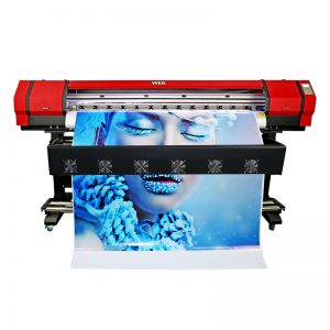 маици ткаенина дигитален текстил широк формат сублимација печатач WER-EW160